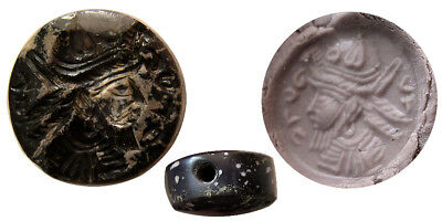 PCW-AN355-SASANIAN EMPIRE. Ca. 3rd.-4th. Century AD. Stamp Seal.
