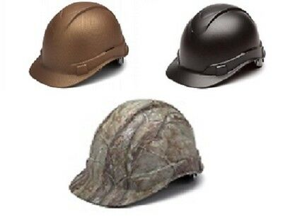 Ridgeline Cap Style Hard Hat Graphite HP44117 Copper HP44118 Camofluage HP44119