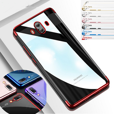 Ultra-thin Soft Silicone TPU Case Cover For Huawei P20 P10 P9 Lite Mate 10 9 Y9