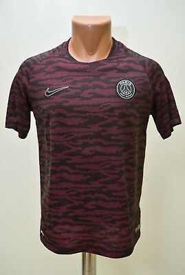 Psg Paris Saint Germain France 2015/2016 Training Football Shirt Jersey Nike