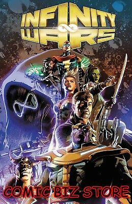 Infinity Wars Prime #1 (2018) 1St Printing  Main Cover Bagged & Boarded Marvel