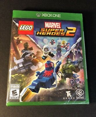 LEGO Marvel Super Heroes 2 (XBOX ONE) NEW