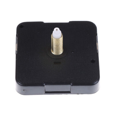 15mm Long Thread Quiet Mute Quartz Clock Movement Mechanism DIY Repair Tool 9UK