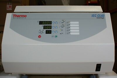 Thermo Scientific CL40 Large Capacity Centrifuge (End Of Line Stock)