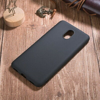 For Nokia X6 6 8 Matte Soft Silicone Case Slim TPU Rubber Plush Cover Shockproof