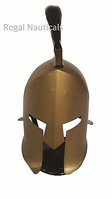 The King Helmet Lion Heart 300 Spartan Helmet Replica Helmet Hollywood Helmet