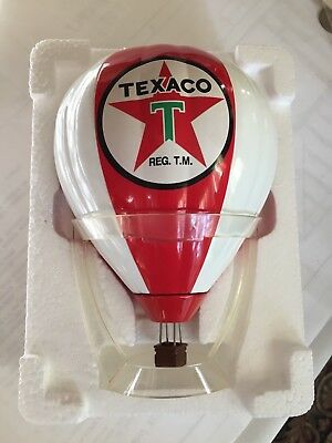 Diecast Texaco Hot Air Balloon Bank