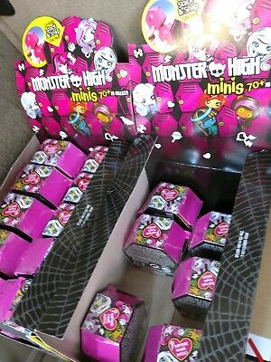 26 Monster Minis Series 1 New Blind Boxes Factory Sealed