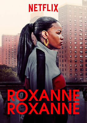 Roxanne Roxanne -LARGE 24X36 MOVIE POSTER- Premium Poster Paper