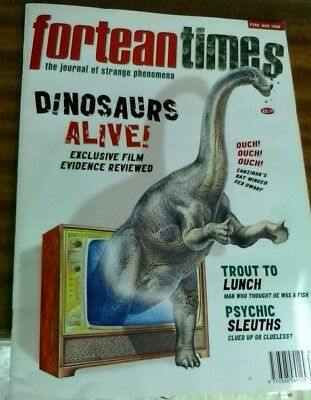 Fortean times may 1996