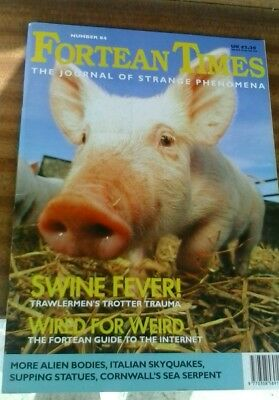 Fortean times #84 December/January 1996