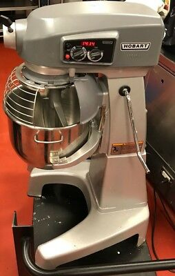 Hobart legacy HL-200 20 Qt. mixer With Attachments