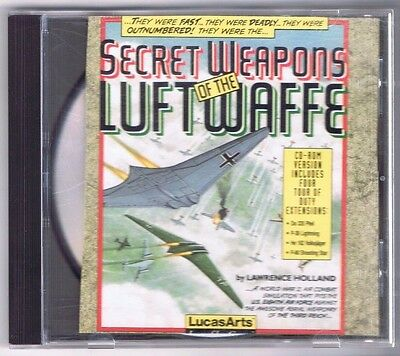 Secret Weapons Of The Luftwaffe 4 Tour Of Duty Extensions Included
