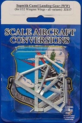 Scale Aircraft Conversions 32117 - Sopwith Camel 1/32