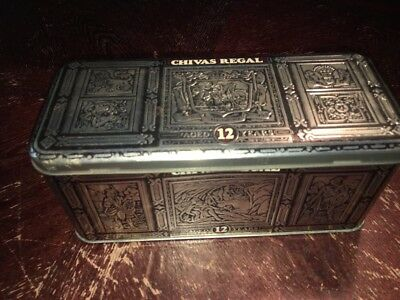 CHIVAS REGAL Aged 12 Years Collector Tin