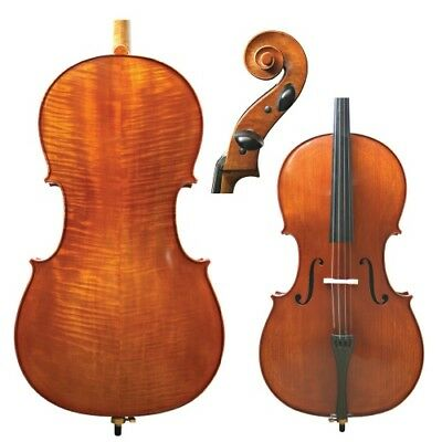 New Westbury cello outfit (Eastman VC200) 4/4 with Larsen Original strings
