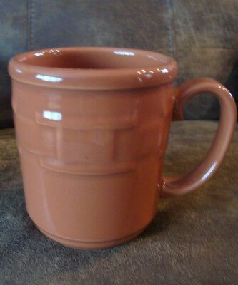 Longaberger Spice Coffee Mug- Made In USA-Used- Exc. Cond.