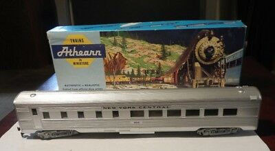 HO Scale Athearn NYC SL New York Central Diner #466 Passenger Car. NEW In Box.