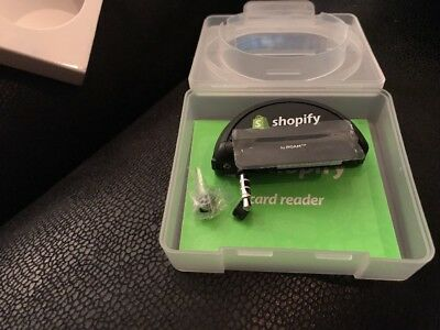 Shopify Card Reader New Boxed