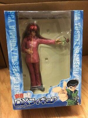 Yu Yu Hakusho Kurama DX Figure Authentic New In Box