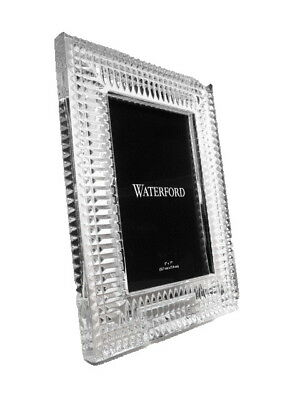 WATERFORD CRYSTAL STARBURST Somerset Photo Frame Picture size 4x6 ...