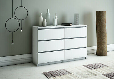 Modern Chest of Drawers C012 6 Drawers Cabinet. THIS WEEK Promotion!