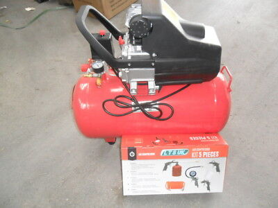 Electric Air Compressor 50 Ltr 2 Year Warranty