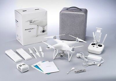 DJI Phantom 4 in excellent condition, includes all original accessories