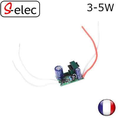 4230# 3-5W LED Driver Input AC100-265V Power Supply Built-in Constant Current