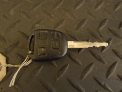 2008 Toyota Avensis 2.0 D-4D T3-S 5Dr 3 Button Remote Locking Fob