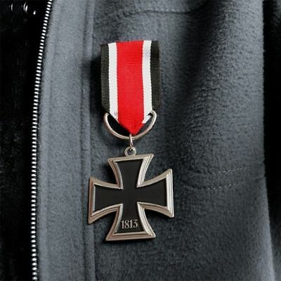 German Iron Cross Medal 1813-1939 WWII Knight's Cross Military Accessory