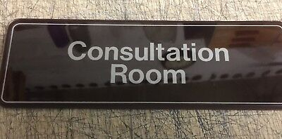 ADA Complient 3 X 9 Signs No Braille