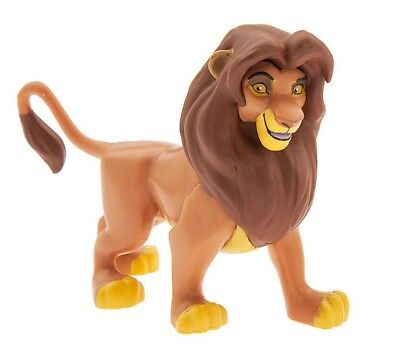 Disney Store Simba The Lion King Lion Guard Action Figure Figurine Cake Topper