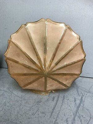 Vintage Art Deco Table Lamp Shade