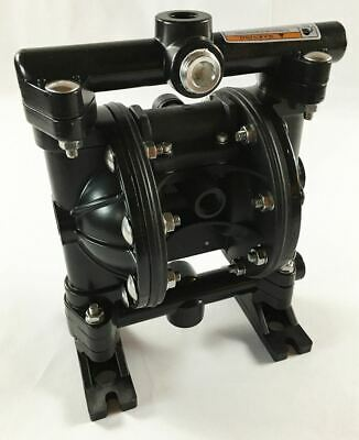 "Double Diaphragm Air Pump PII.75A Chemical Industrial Aluminum 3/4"" NPT Inlet /"