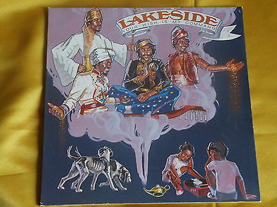 "Lp ""lakeside - Your Wish Is My Command """