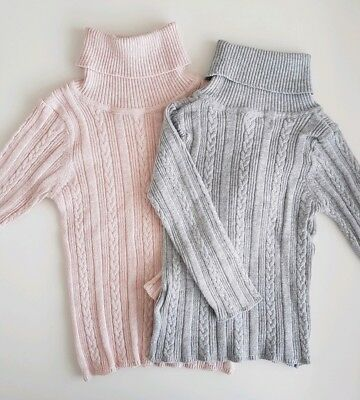 Next Baby Girl 9-12 Months Tops Jumpers