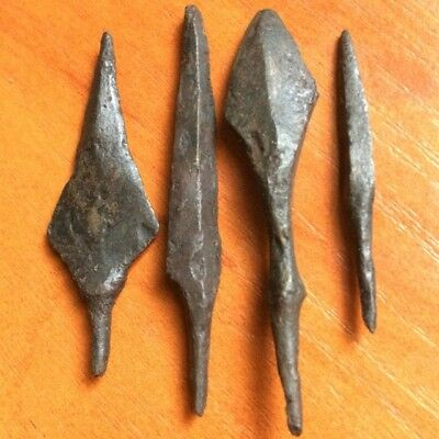 Viking  ancient arrows 8-10 century AD  weapons authentic