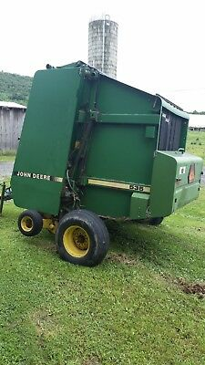 John Deere Baler Monitor And Wire Harness Good Condition 49999. John Deere Jd 535 Round Baler Wrap Or Twine Parts Repair. John Deere. John Deere 466 Round Baler Wiring Harness At Scoala.co
