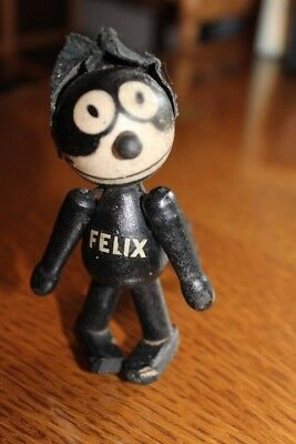 Felix The Cat Wood Jointed Toy June 23,1925