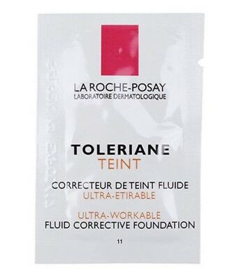 LA ROCHE POSAY Toleriane Teint Fluid 11 MakeUp Probe Make Up 1 ml Beige Claire