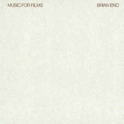 Brian Eno - Music For Films 4988006556553 (CD Used Like New)