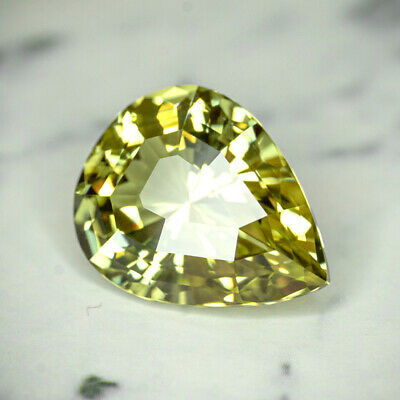 APATITE-MEXICO 6.46Ct FLAWLESS-RARE LARGE SIZE-FOR TOP JEWELRY / INVESTMENT