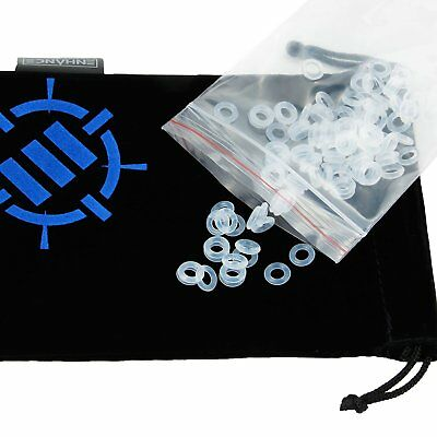 Mechanical Keyboard O Ring Ultra-Quiet Switch Sound Dampeners Kit