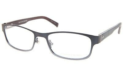 d2128e3e606 NEW PRODESIGN DENMARK 1268 c.6741 GREY BLUE EYEGLASSES 52-18-135 B31mm
