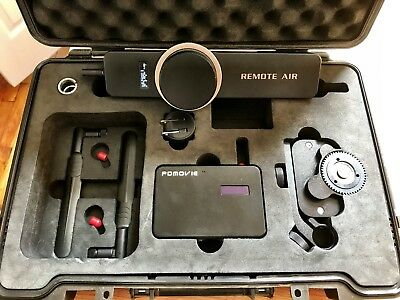 PDmovie Wireless Follow Focus - Complete Working Kit!  RED ARRI CANON