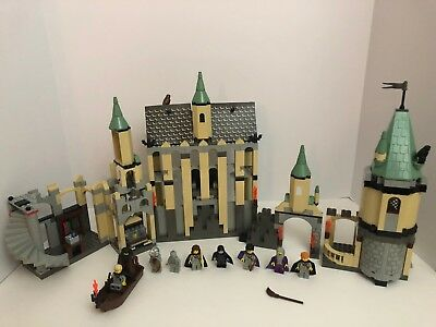 Lego 4709 Harry Potter Hogwarts Castle 2001 Includes Box And