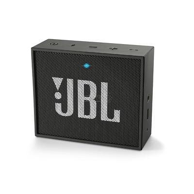 NEW JBL 3241354 JBL Go Portable BT Bluetooth Wireless Speaker - Black