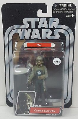 Star Wars The Original Trilogy A New Hope Myo Cantina Encounter Figure