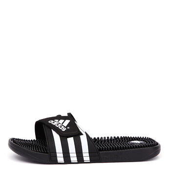 New Adidas Performance Adissage Mens Shoes Casual Sandals Sandals Flat